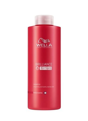 Brilliance Thick Şampuan 500 Ml-Wella